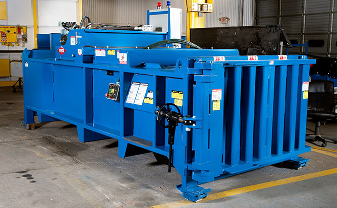 Balers for Recycling & waste management