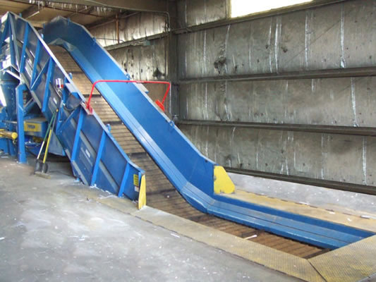 Conveyors For Waste Management Amp Recycling Excel